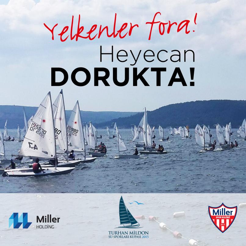 Turhan Mildon Sailing Cup