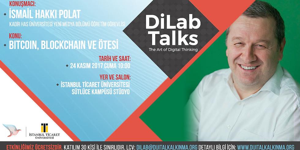 DiLab Talks – İsmail Hakkı Polat