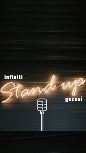Infiniti Stand-Up Gecesi