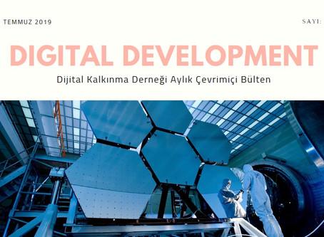 Digital Development Bülten Sayı 1