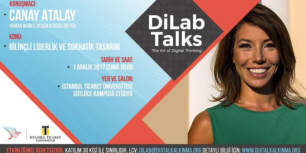 DiLab Talks – Canay Atalay