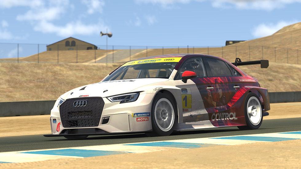 Control Audi RS3