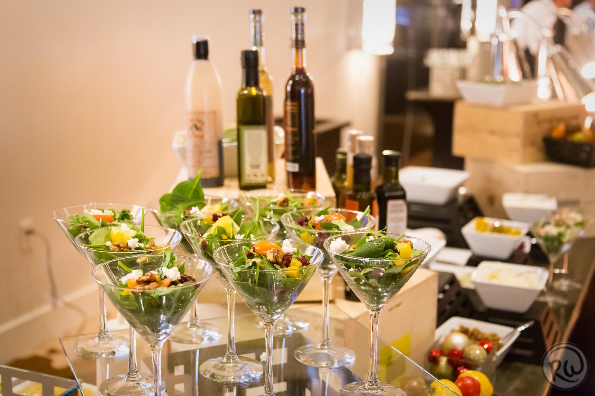 Dinner Receptions or Galas