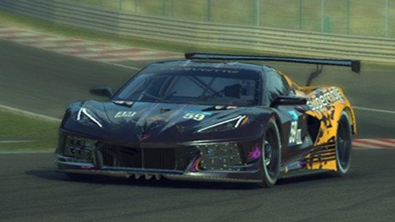 Supernova Racing C8 (Gold)