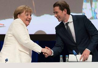 Eventfoto Angela Merkel