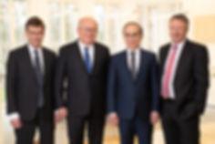 Vorstandsportrait - Gruppenfoto - Firmenportrait