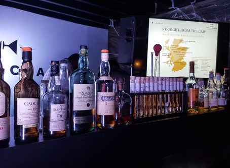 Whisky Lab. Something NEW for YOU!