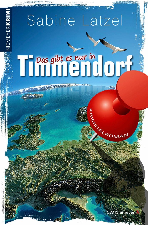 """Cover des neuen Krimis """"Das gibt es nur in Timmendorf"""""""