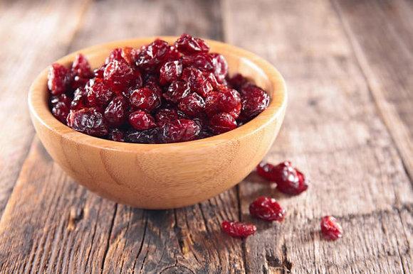 Kashmiri Cranberries Sliced