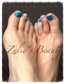 Pedicures For Pretty Toes