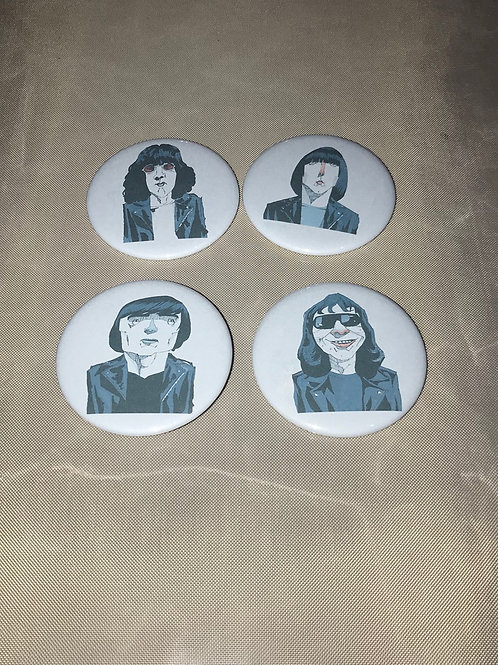 "The Ramones 2.25"" Magnet"