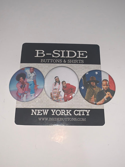"""Outkast Button Pack - Size: 1.25"""""""