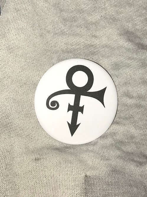 """Prince 2.25"""" Big Button"""