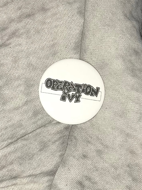 "Operation Ivy 2.25"" Big Button"