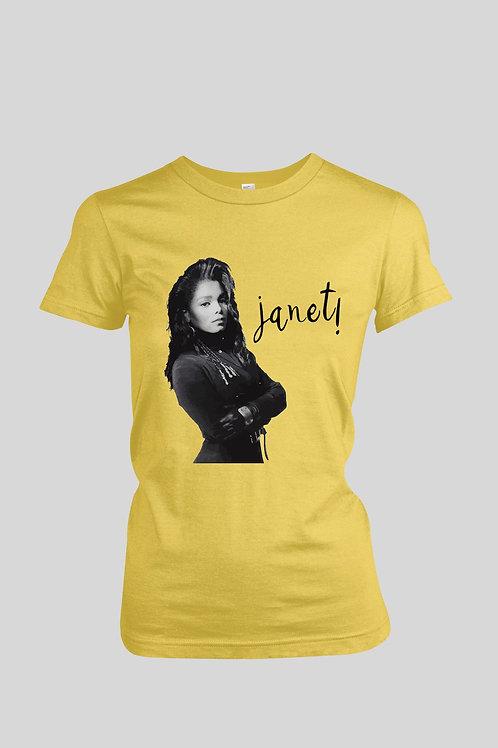 Miss Janet Jackson Rhythm Nation Women's T-Shirt