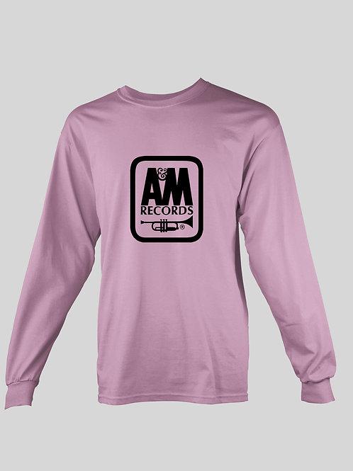 A&M Records long Sleeve T-Shirt