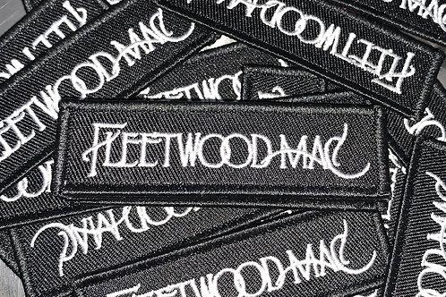Fleetwood Mac Rectangle Patch