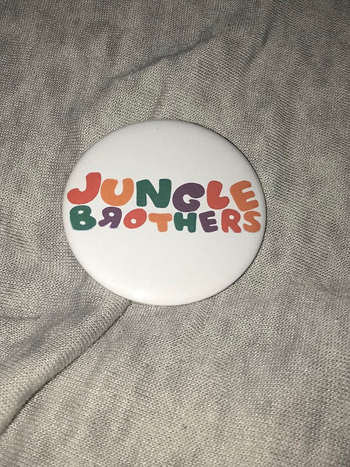 Jungle Brothers Bottle Opener Keychain