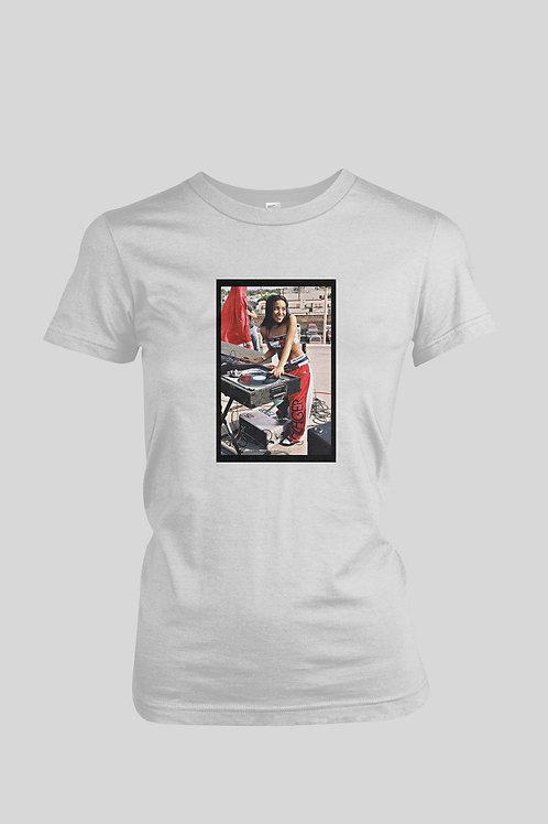 Aaliyah DJ (Tommy hilfiger) Women's T-Shirt
