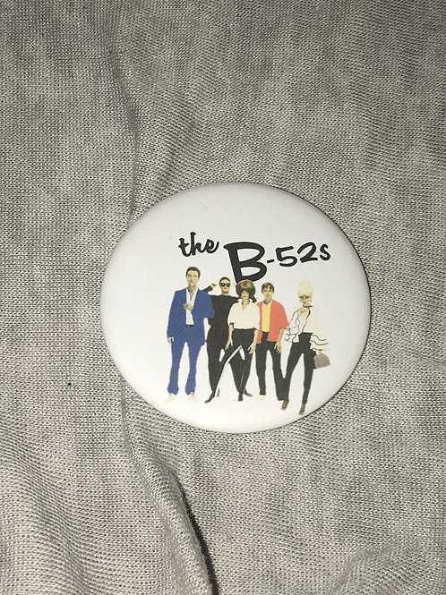 """The B-52s 2.25"""" Big Button"""