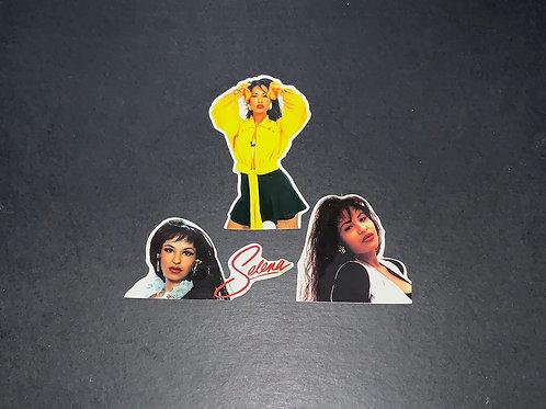 Selena Quintanilla Stickers