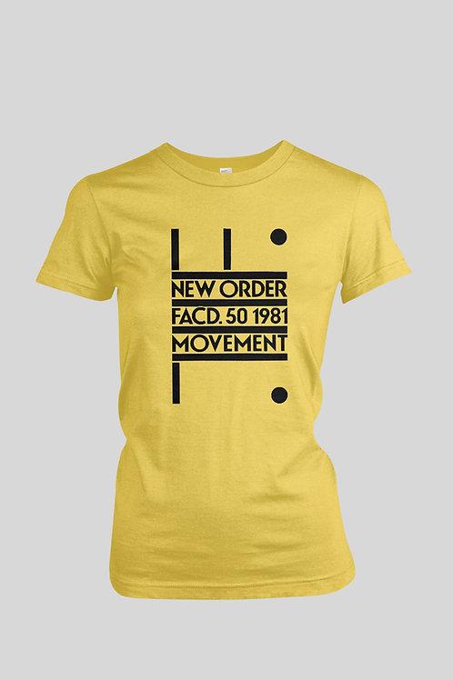 New Order FACD. Women's T-Shirt