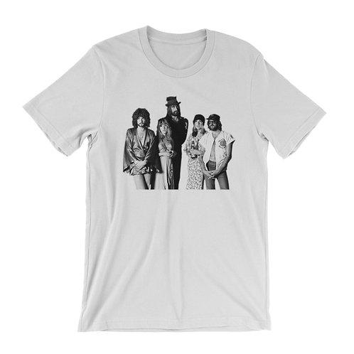 Fleetwood Mac Group photo T-Shirt