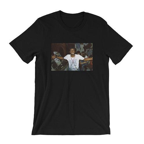Larry Levan Smoking T-Shirt