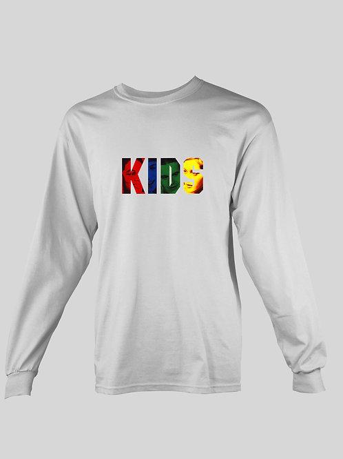 Kids (The movie) long Sleeve T-Shirt