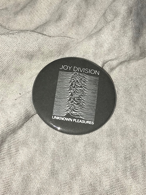 "Joy Division 2.25"" Big Button"