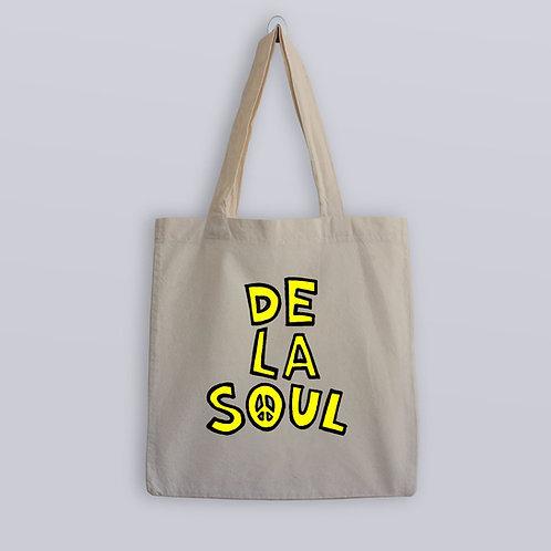 De La Soul Tote Bag