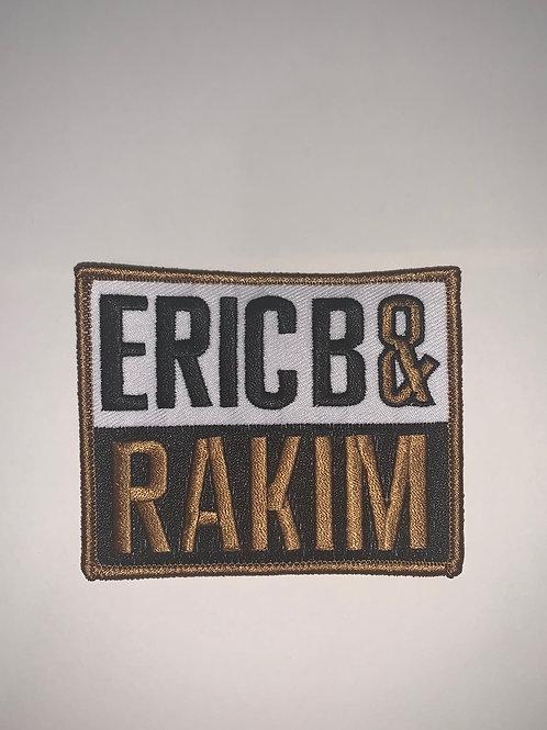 Eric B & Rakim Patch