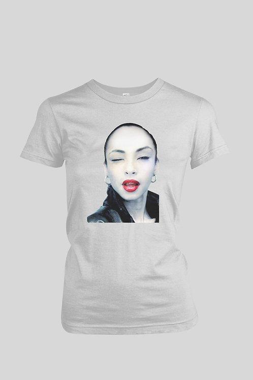 Sade Squinting At You Women's T-Shirt