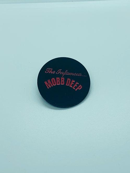 Mobb Deep Enamel Pin