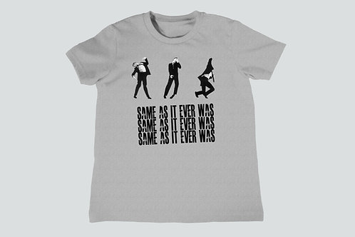 """Talking Heads """"Same As It Ever Was"""" Youth T-Shirt"""