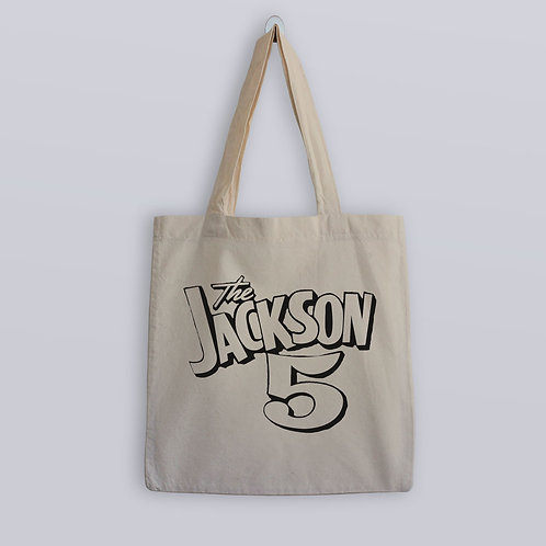 The Jackson 5 tote bag