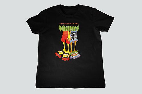 De La Soul A Rollerskating jam named Saturdays Youth T-Shirt