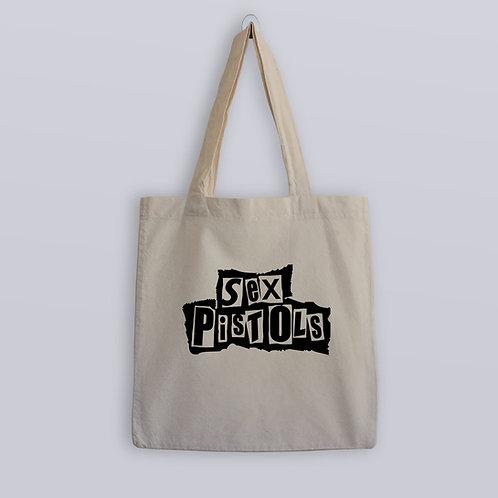 Sex Pistols Tote Bag