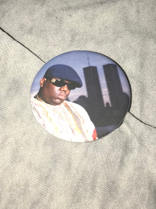 The Notorious B.I.G. Bottle Opener Keychain
