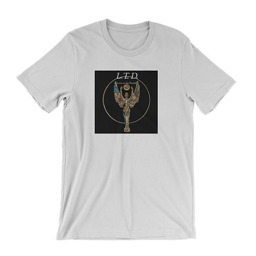 LTD Love to the world album cover art T-Shirt