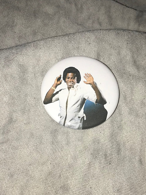 "James Brown 2.25"" Magnet"
