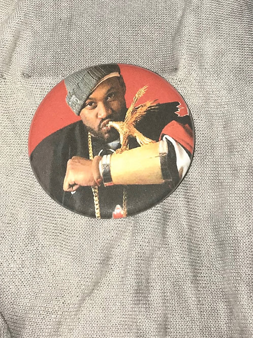 "Ghostface Killah 2.25"" Big Button"