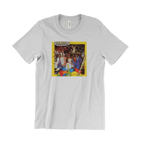New Edition Candy Girl album art T-Shirt