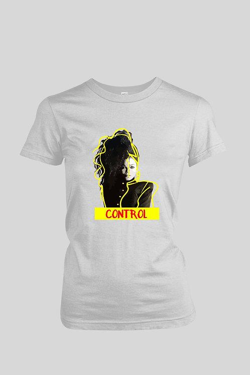 Janet Jackson CONTROL Women's T-Shirt