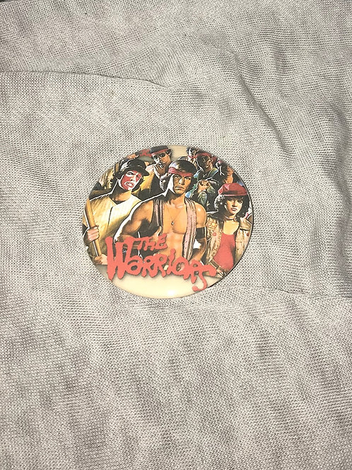 """The Warriors 2.25"""" Magnet"""