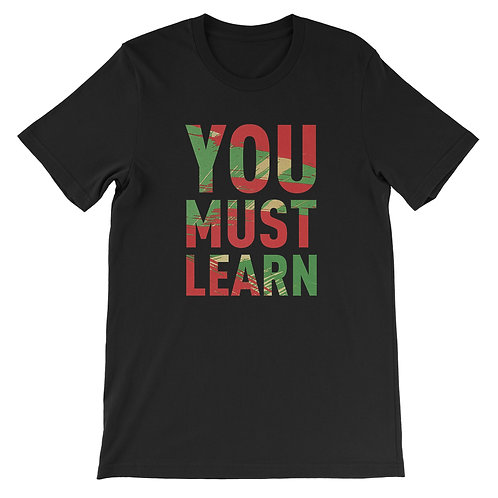 You Must Learn BDP T-Shirt