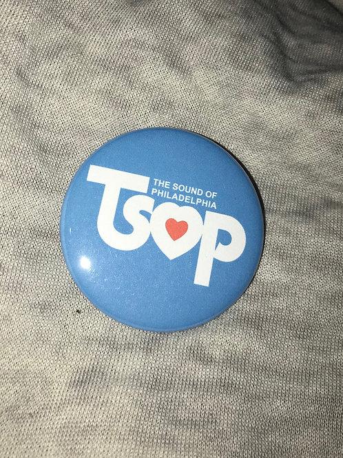 """TSOP The Sound of Philadelphia 2.25"""" Magnet"""