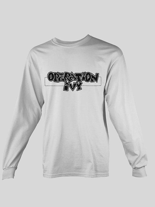 Operation Ivy long Sleeve T-Shirt