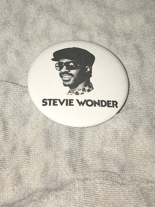 "Stevie Wonder 2.25"" Magnet"
