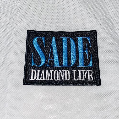 Sade Diamond Life Patch